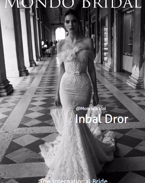 Mondo Bridal Magazine – Inbal Dror Lookbook