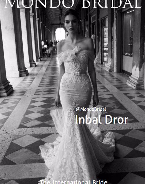 Mondo Bridal Magazine – Inbal Dror Lookbook