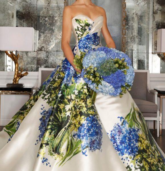 Romona Keveza Bridal Fall 2016 Collection