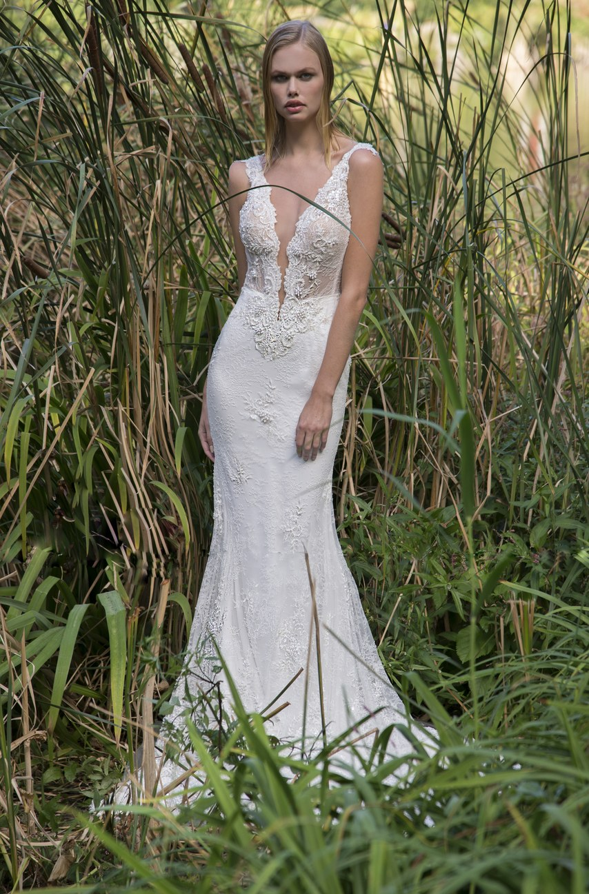 Yaniv Persy Bridal Fall 2018