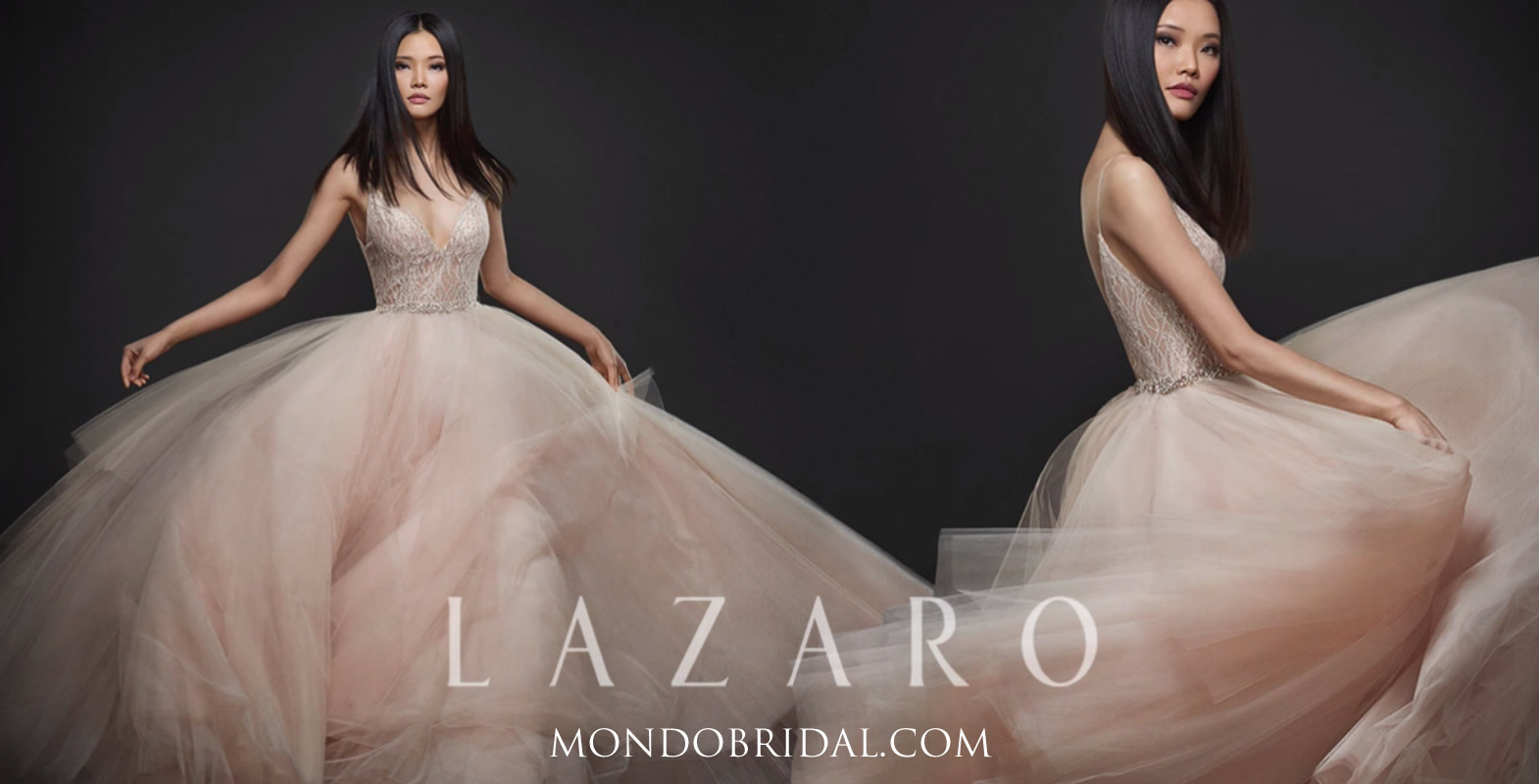 LAZARO BEST OF COLLECTION BRIDAL TRUNK SHOW (TORONTO)