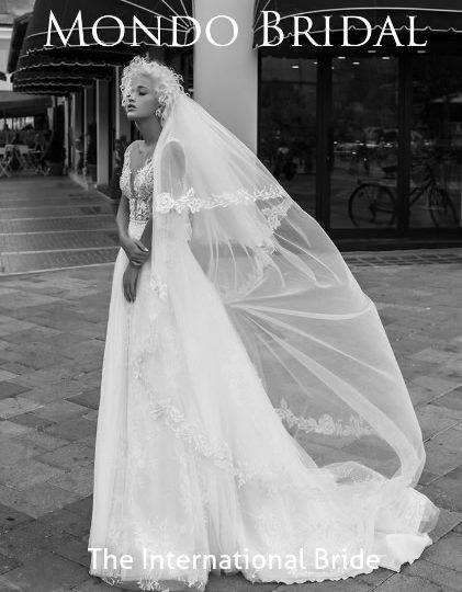 Mondo Bridal Magazine – The International Bride