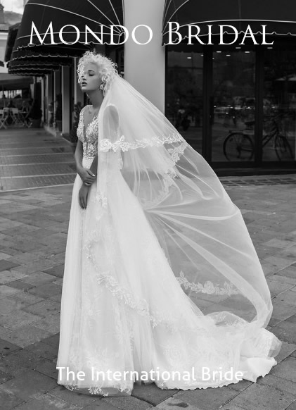 Mondo Bridal Magazine – The International Bride