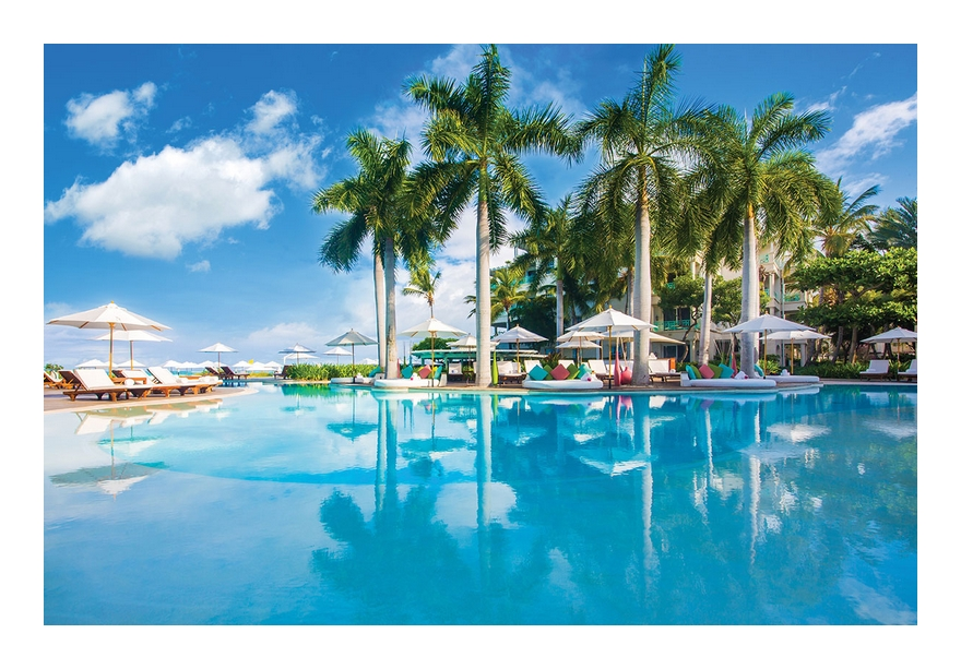The Palms – Turks & Caicos, Caribbean