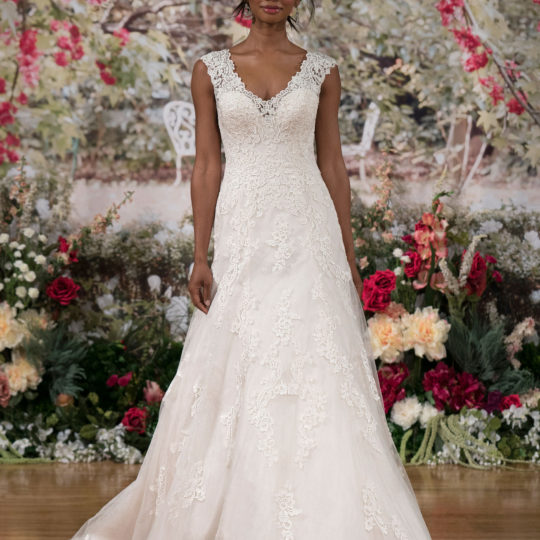 Maggie Sottero – printemps-été 2018 – Bridal Fashion Week