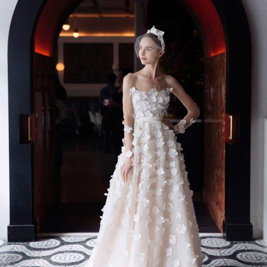 Lela Rose Bridal Spring 2018