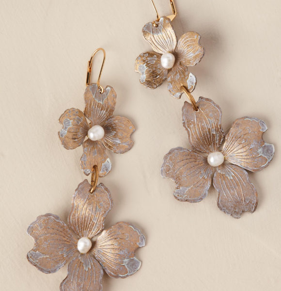 Pearlissa Drop Earrings