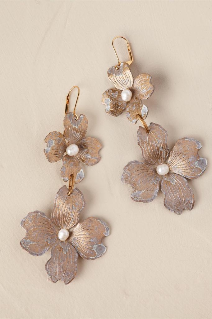 Pearlissa Drop Earrings