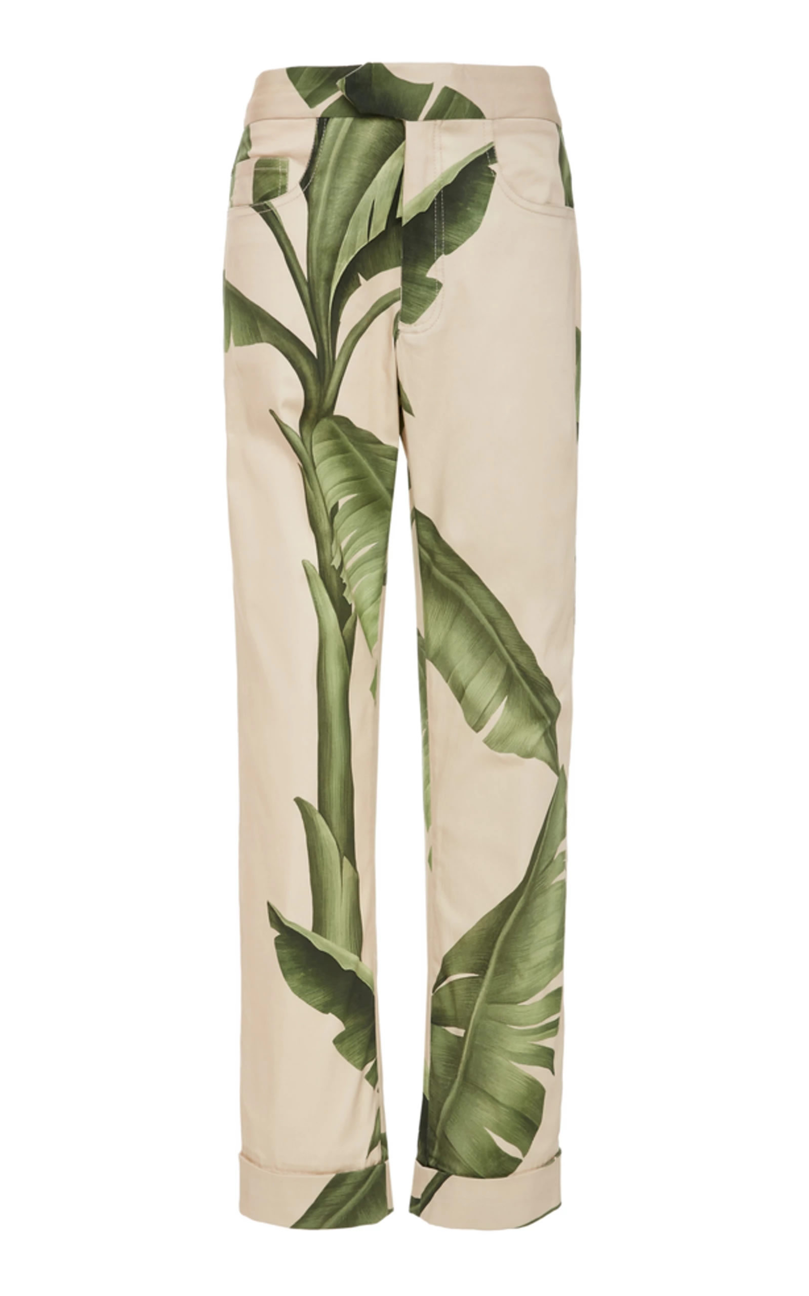 Mondo Bridal - Johanna Ortiz - Respectful Nature Cotton Sateen Pant