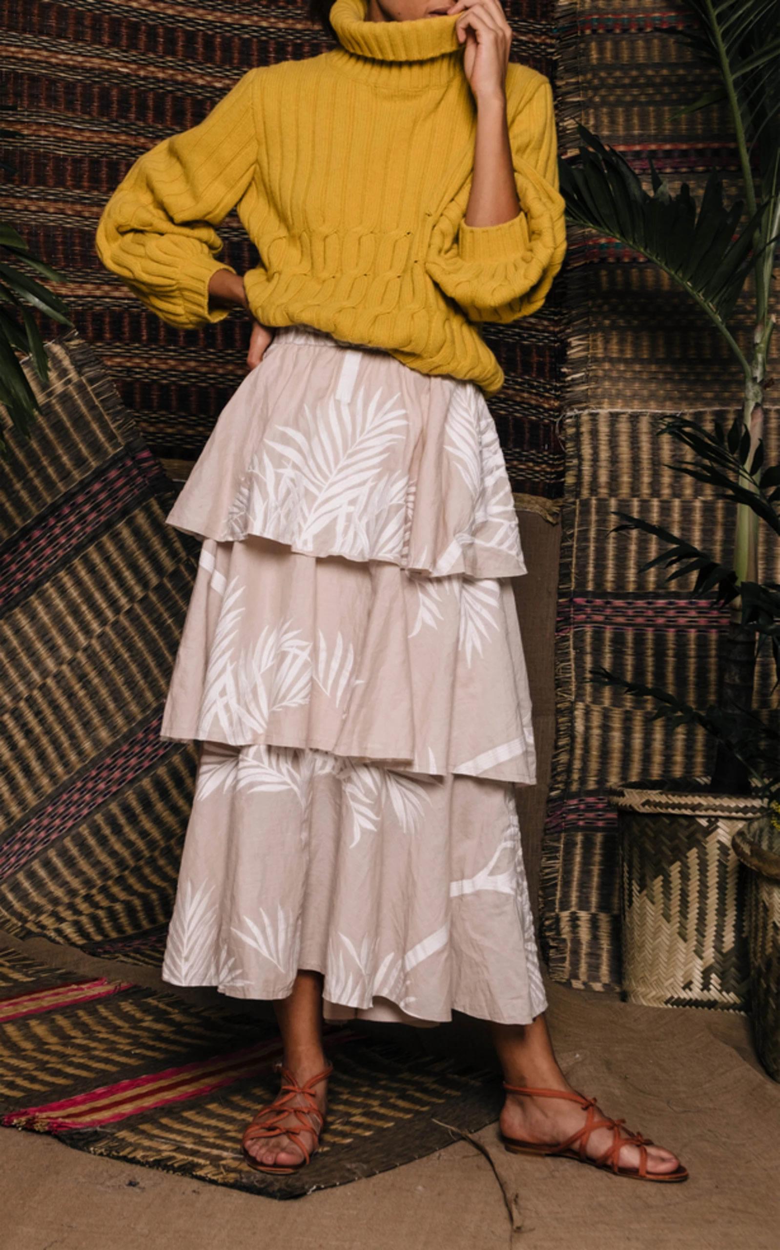 Mondo Bridal - Johanna Ortiz - Saludo Al Sol Sweater