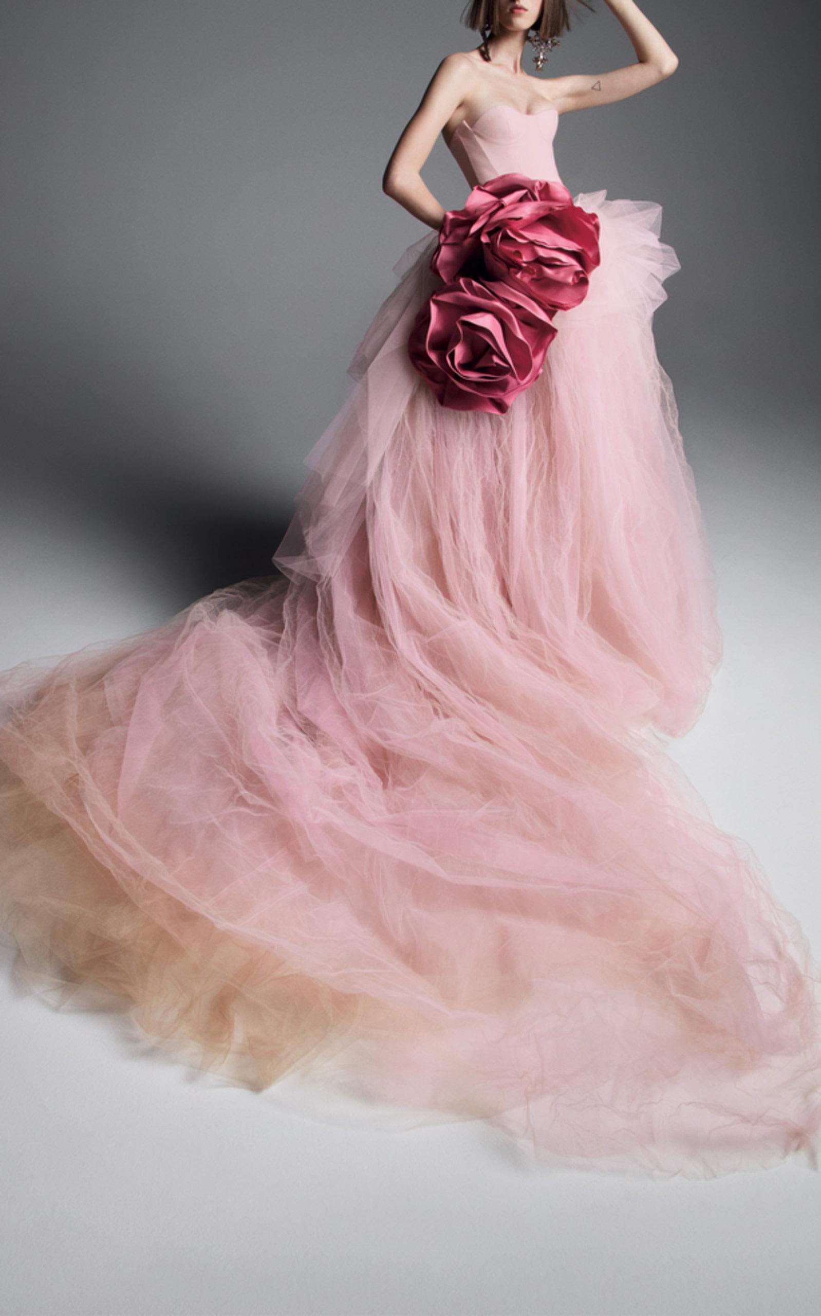 Mondo Bridal - Vera Wang - Vera Corset Ballgown