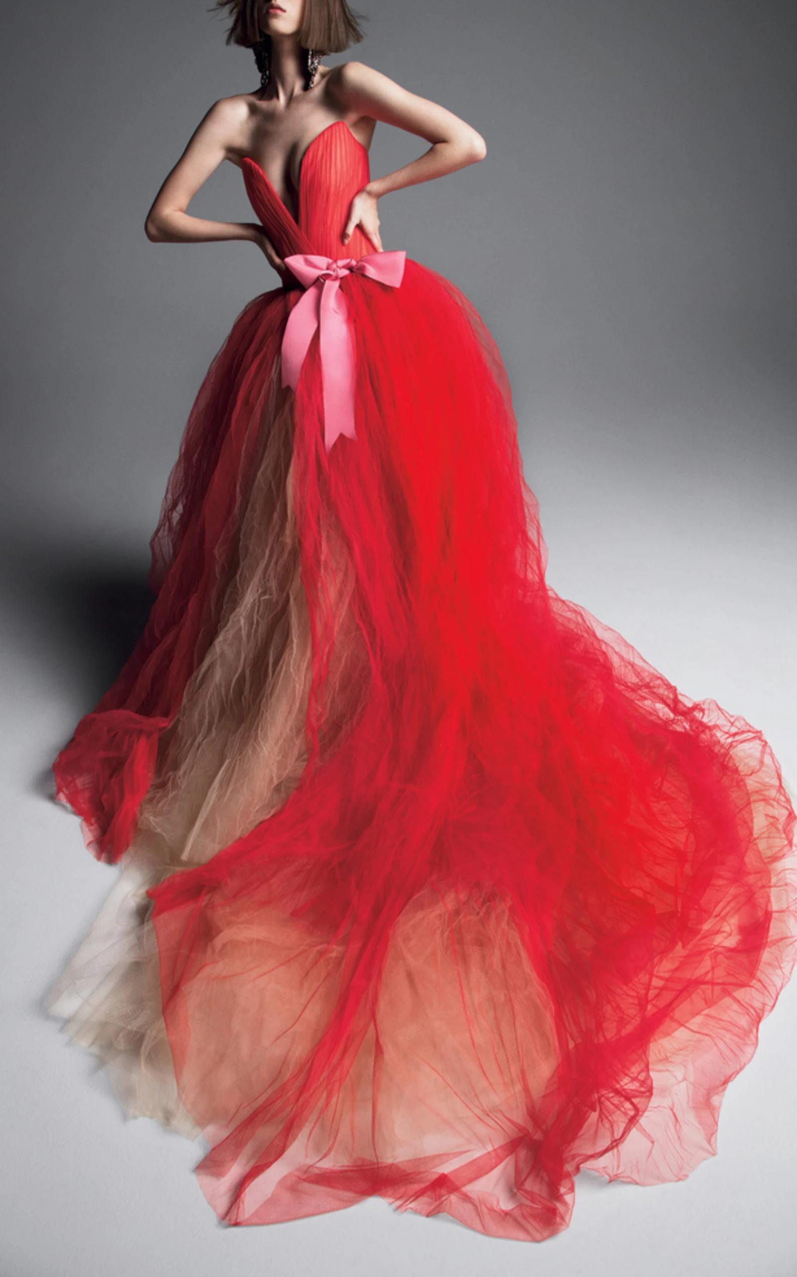 Mondo Bridal - Vera Wang - Zoya Tulle Bodice Ballgown