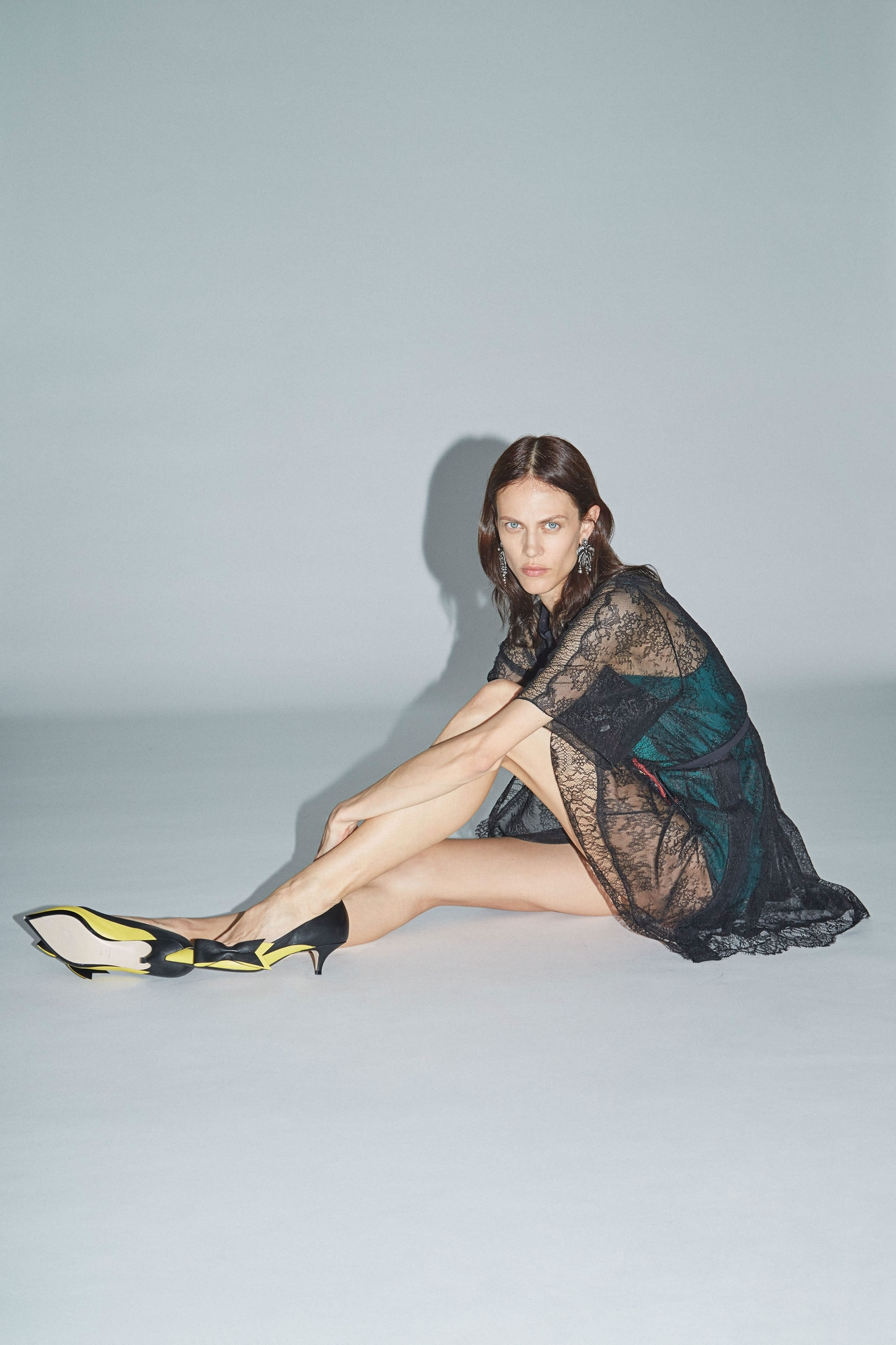 N°21 - Resort 2019 / Lace Overlay Dress
