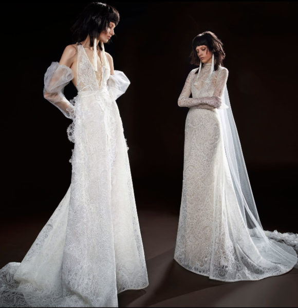 Vera Wang Bridal Spring 2018