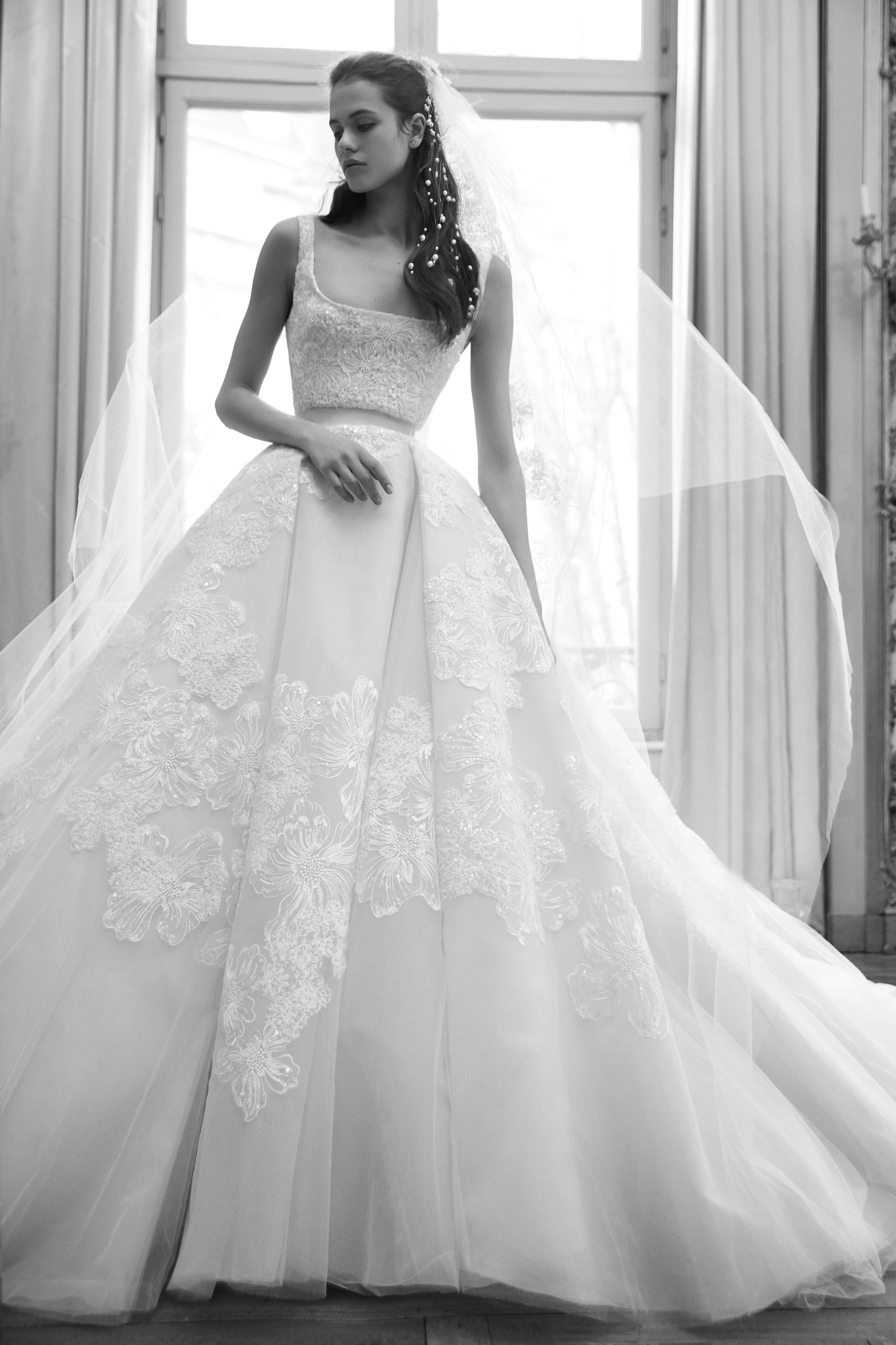 Elie Saab BRIDAL SPRING 2019 – MONDO BRIDAL – Wedding Ideas ...