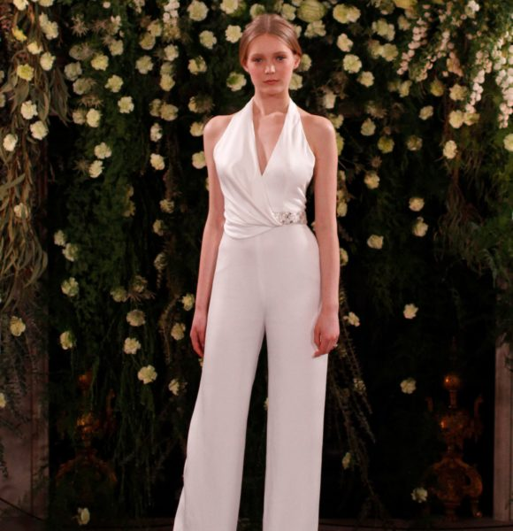 Jenny Packham Spring 2019 Collection (Video)