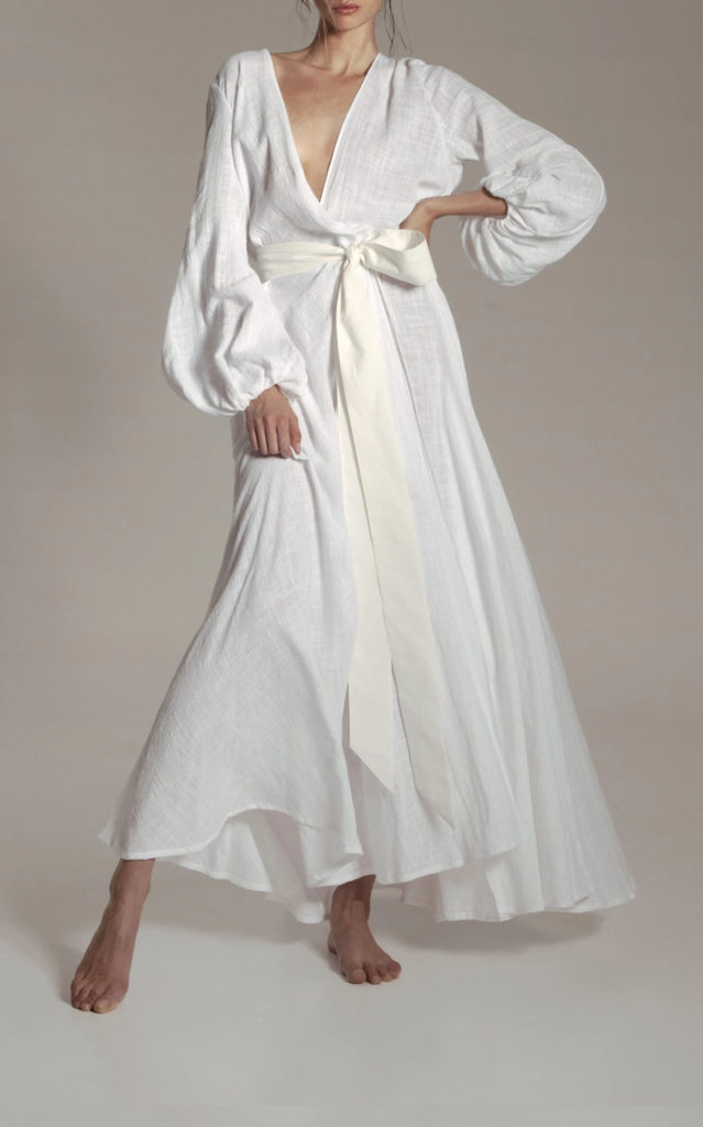 Kalita - Destination Wear - Gaia Beach Wrap Gown