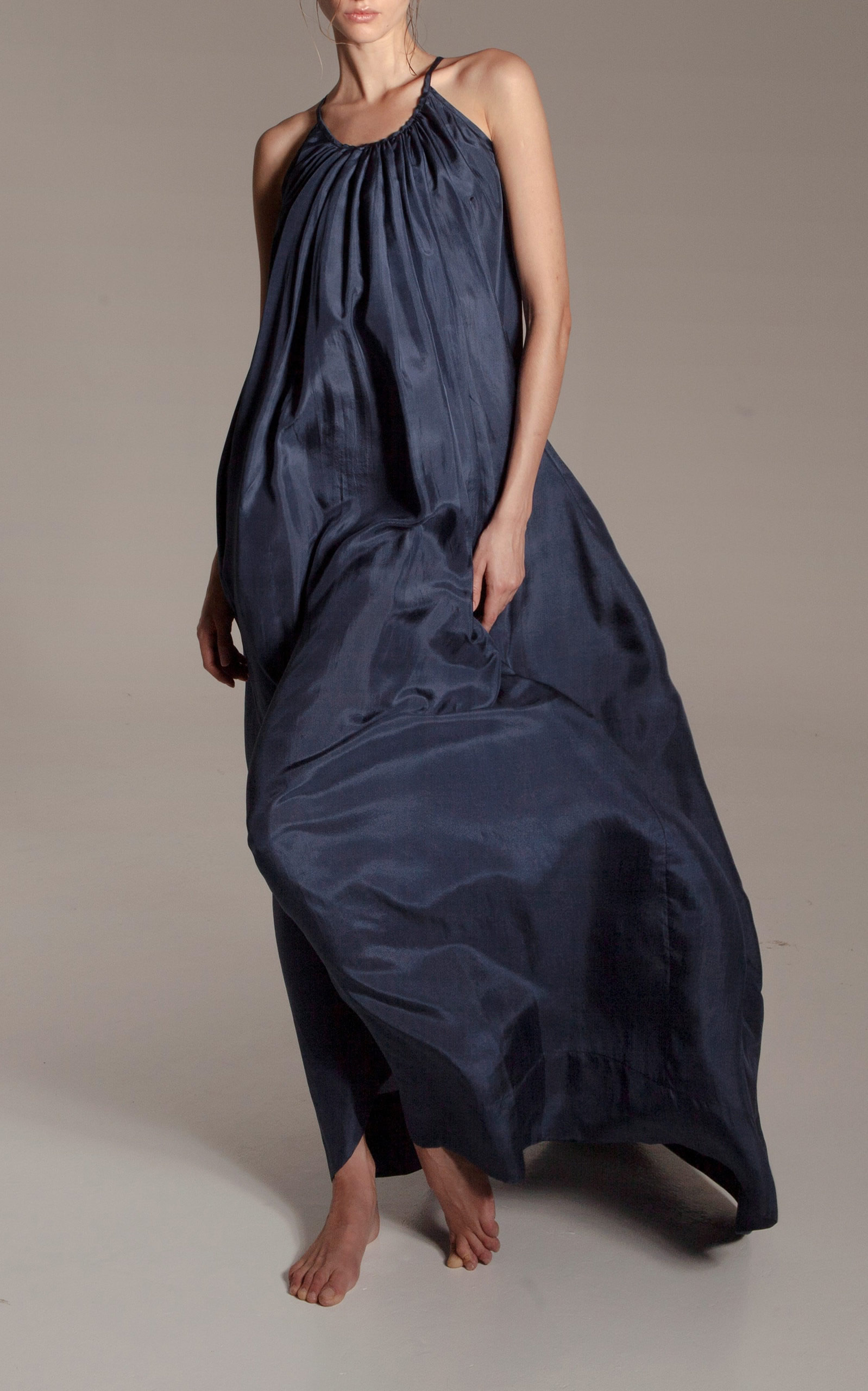 Kalita - Destination Wear - Genevieve Silk Maxi Dress