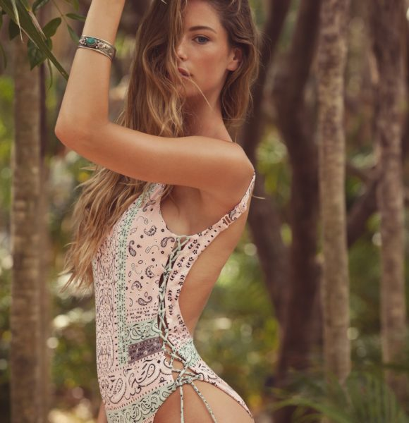 THE INTERNATIONAL BRIDE – AGUA BENDITA RESORT SWIMWEAR