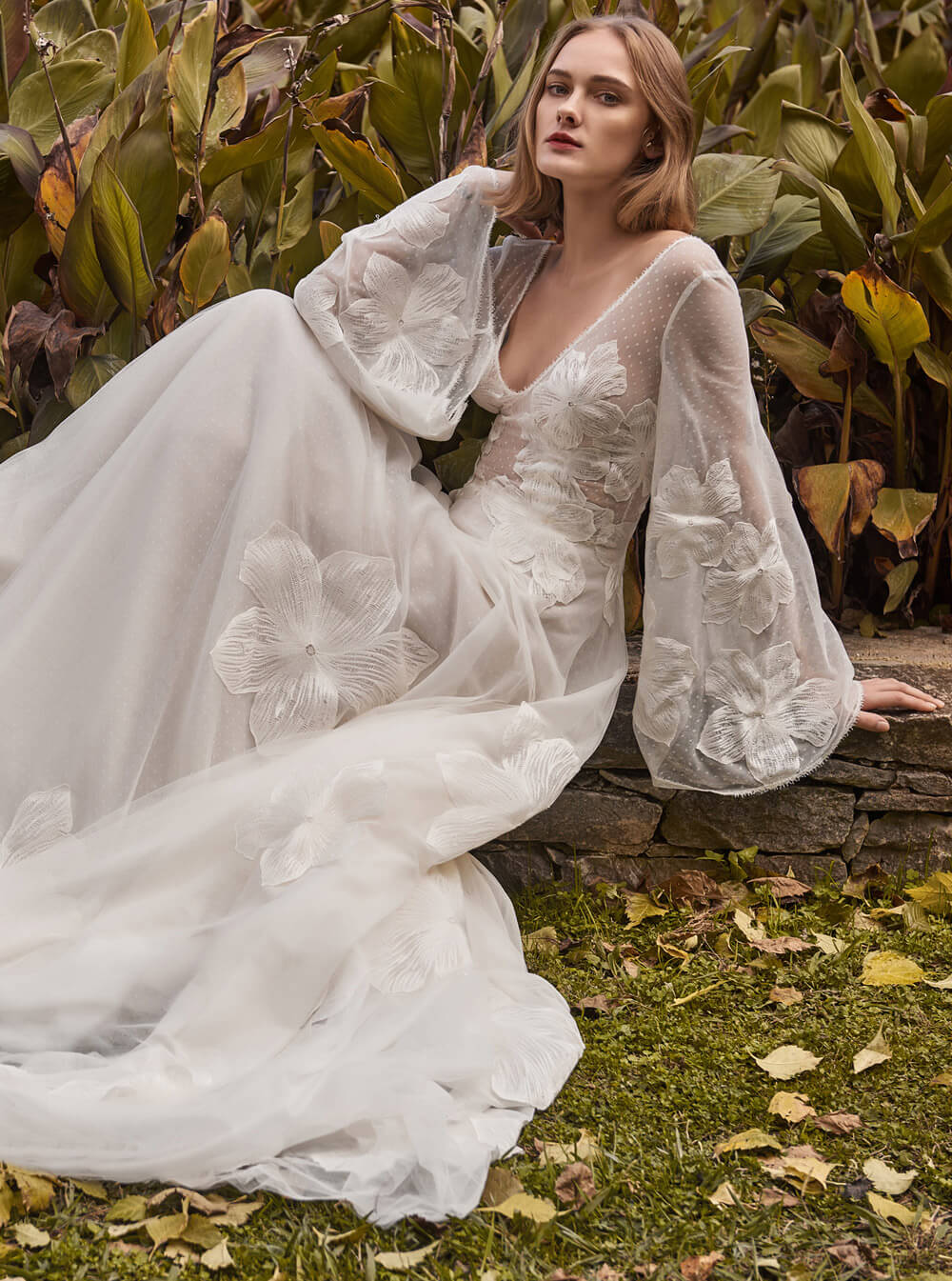 COSTARELLOS BRIDAL FALL 2018
