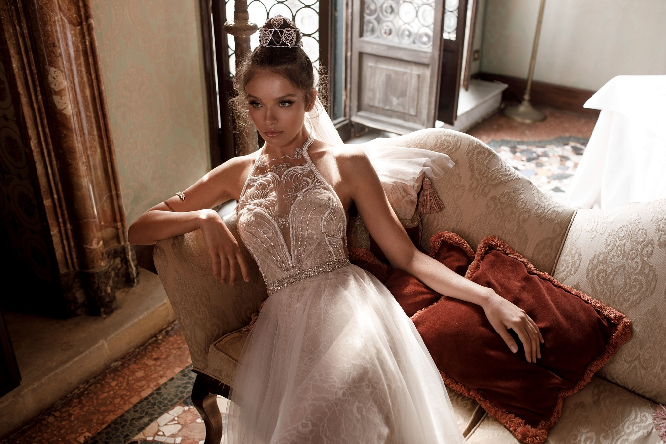 Julie Vino Bridal Venice Collection 2018