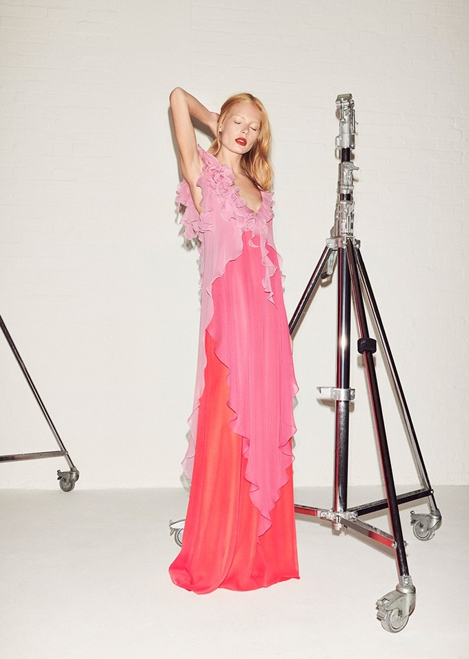 Mondo Bridal - Jenny Packham - RTW SS2019 - Clara (LLD138L) Peony Pink