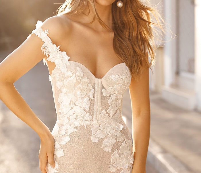 Mondo Bridal - BERTA FW 2019 Bridal Couture