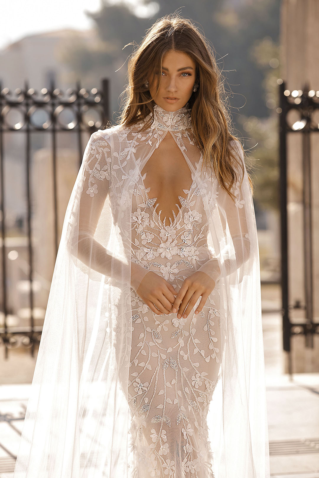 BERTA FW 2019 Bridal Couture