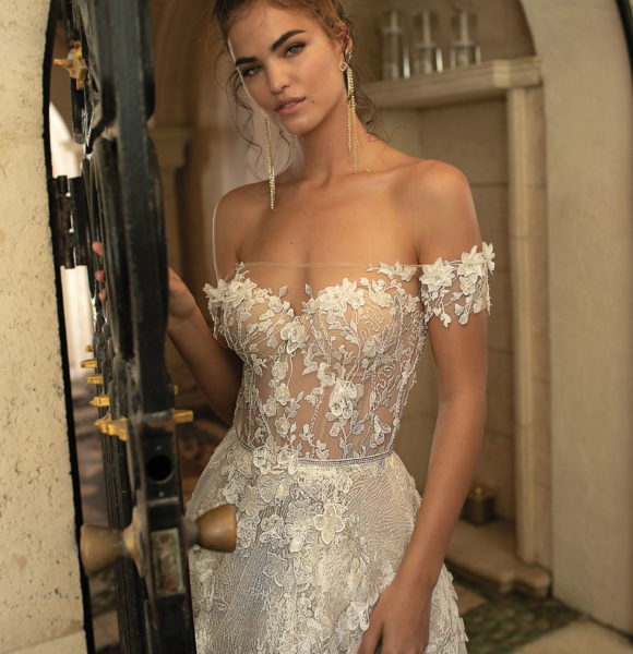 BERTA Bridal Couture S/S 2019 Collection