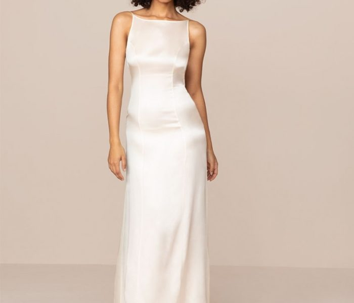 Classic Long Slip Ivory by Agent Provocateur