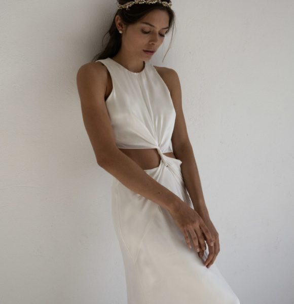 THE KINA GOWN BY TEMPLE