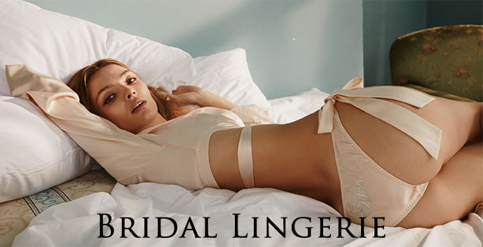 Bridal Lingerie by Agent Provocateur