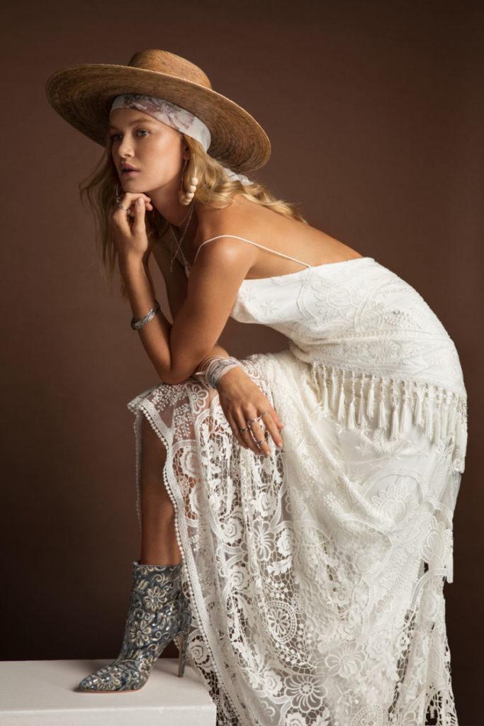 Mondo Bridal Agency - Samira Gown by Rue de Seine