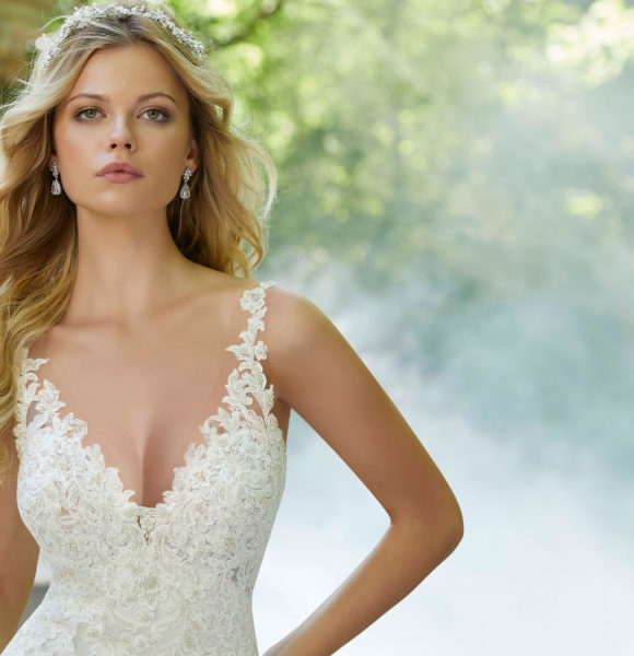 Paige Wedding Dress – by Morilee Madeline Gardner SS19