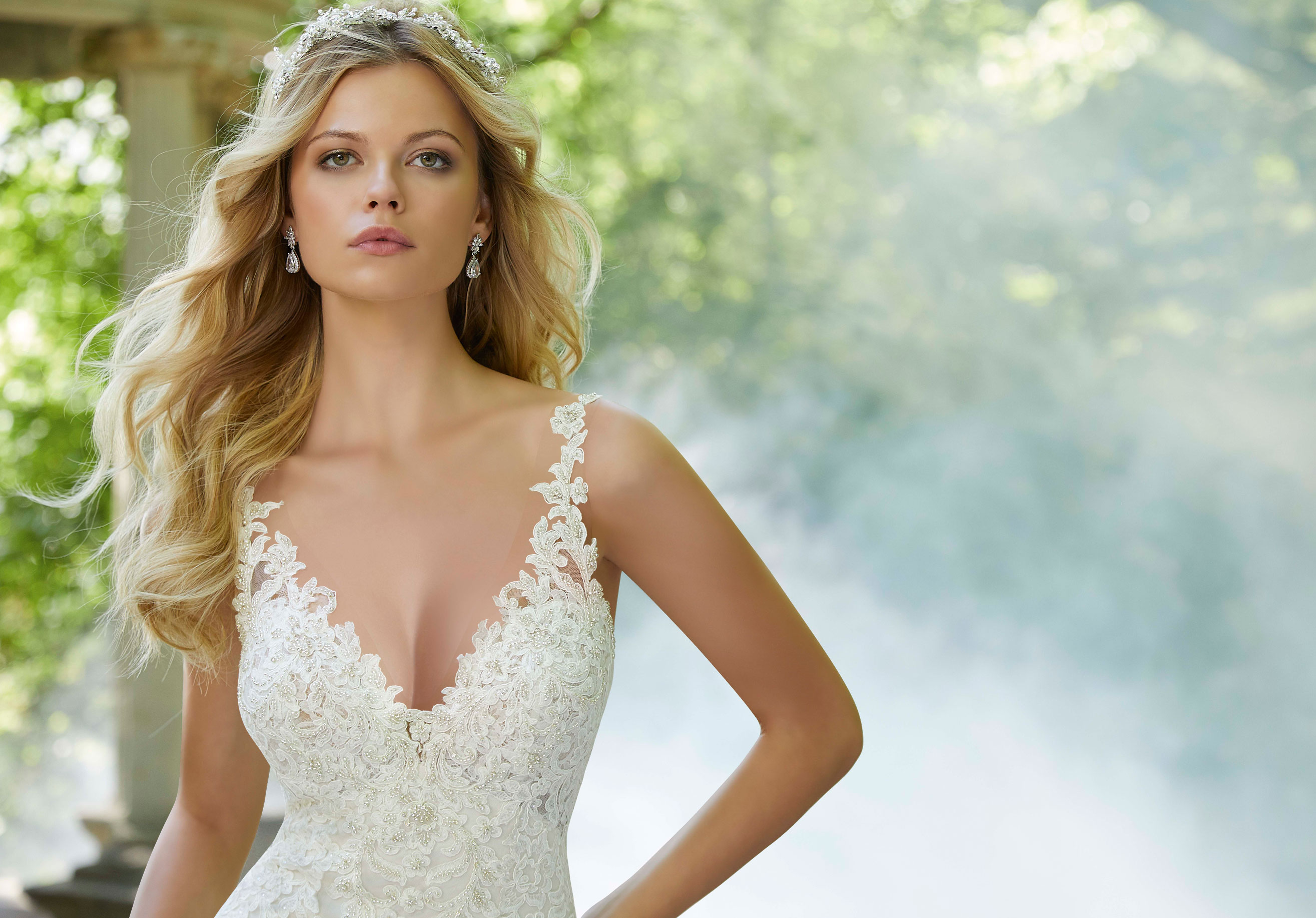 Paige Wedding Dress – by Morilee Madeline Gardner SS19