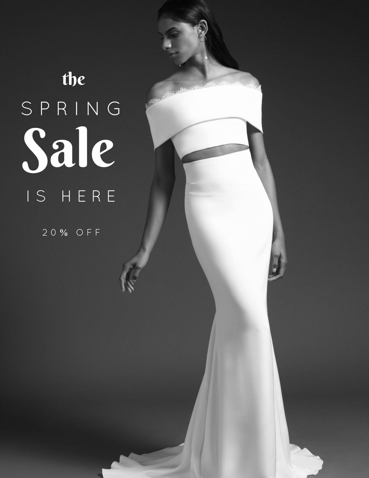 Bridal Fashion Week Full Page Ad