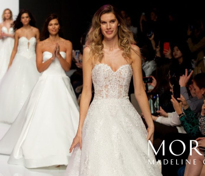 MORILEE – FW19 LONDON BRIDAL FASHION WEEK