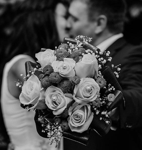 bride and groom - by Rocsana Nicoleta Gurza Photography