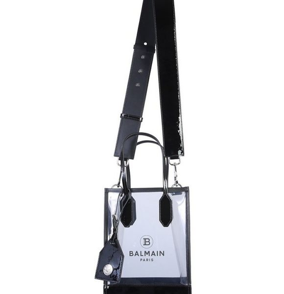 BALMAIN Small Tote Bag