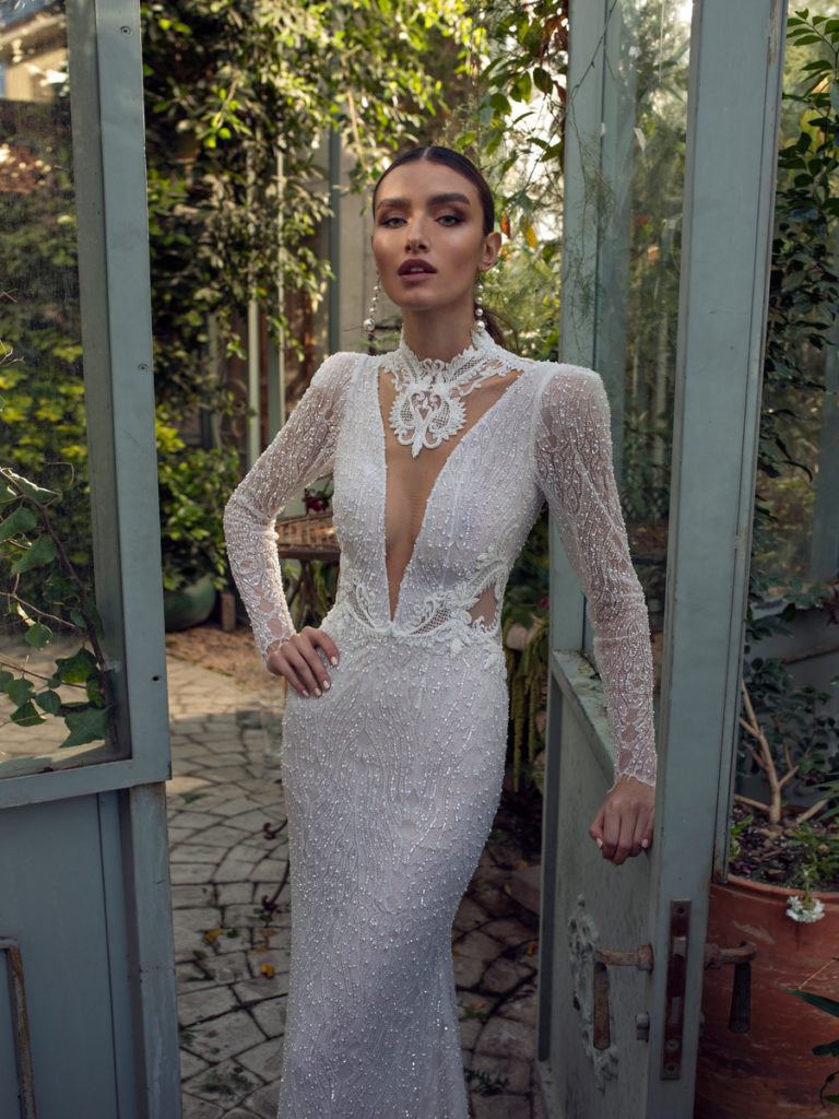 Lian Rokman - The Primrose Gown from the Blooming Paradise Collection