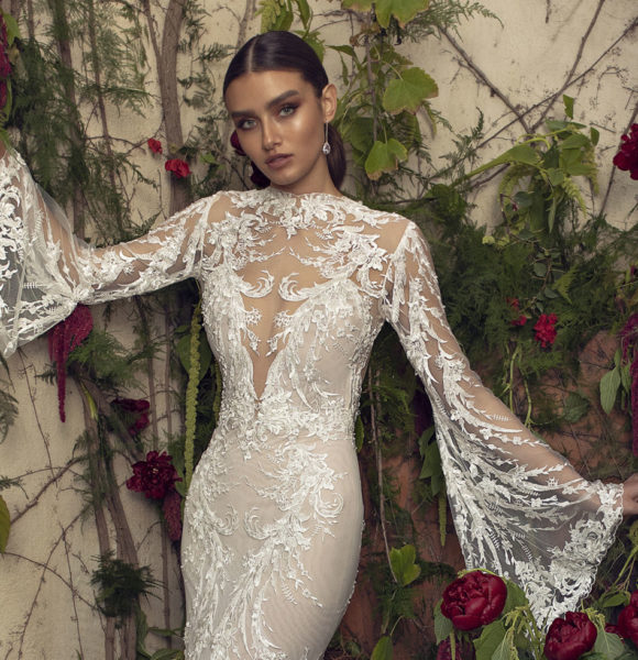 Lian Rokman The Blooming Paradise Collection