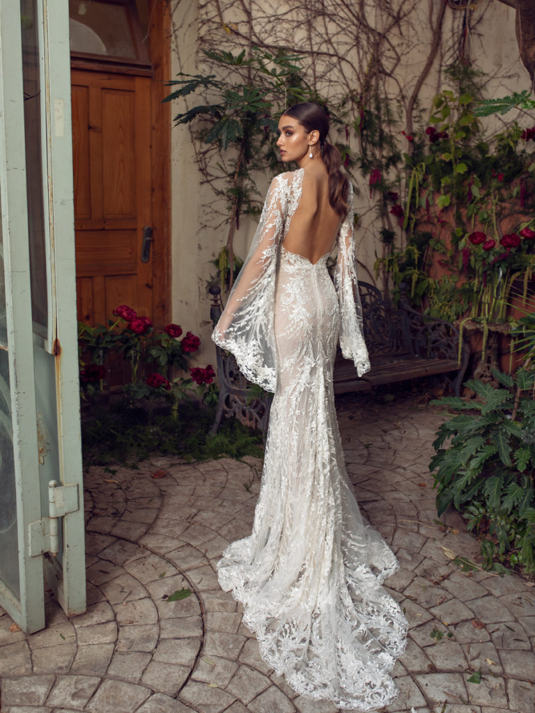 Lian Rokman Bridal - The Sage Gown from the Blooming Paradise Collection