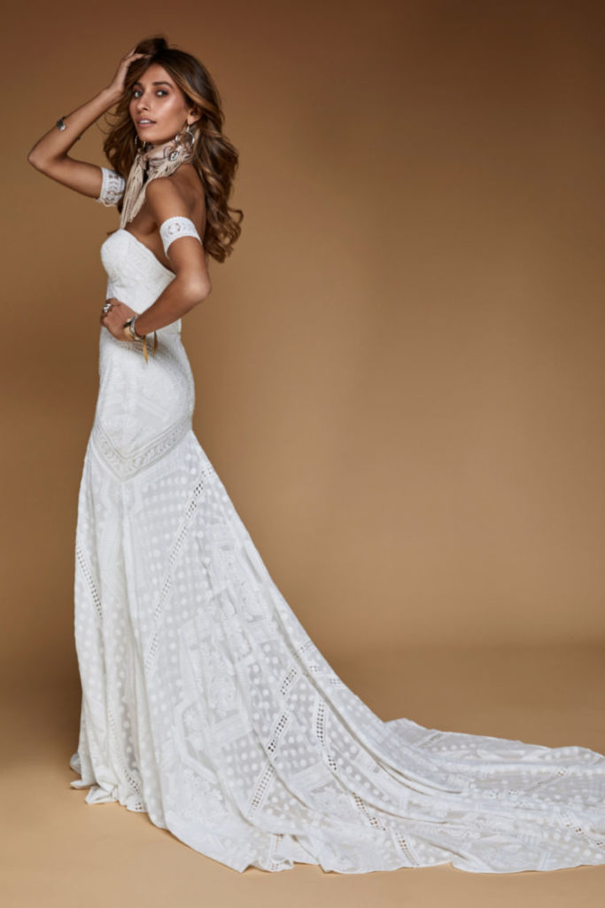 Rue de Seine - Knoxville Gown from the Moonrise Canyon Collection