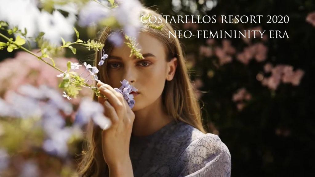 COSTARELLOS RESORT 2020 – NEO-FEMININITY ERA