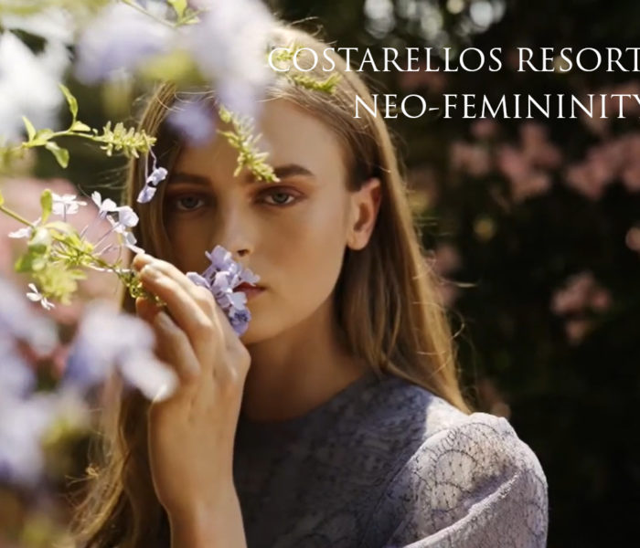 COSTARELLOS RESORT 2020 – NEO-FEMININITY ERA