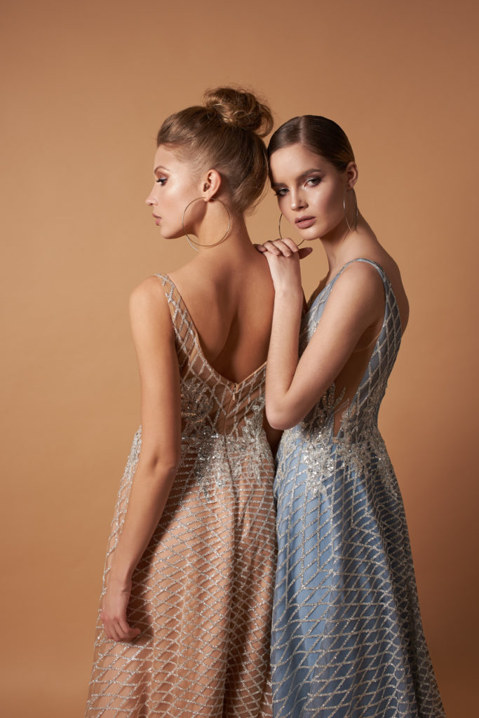 Evening Wear from the Melody Collection - Merengue