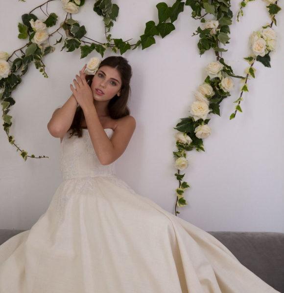 Morena Fanny Raimondo – SECRET GARDEN Bridal Collection 2021