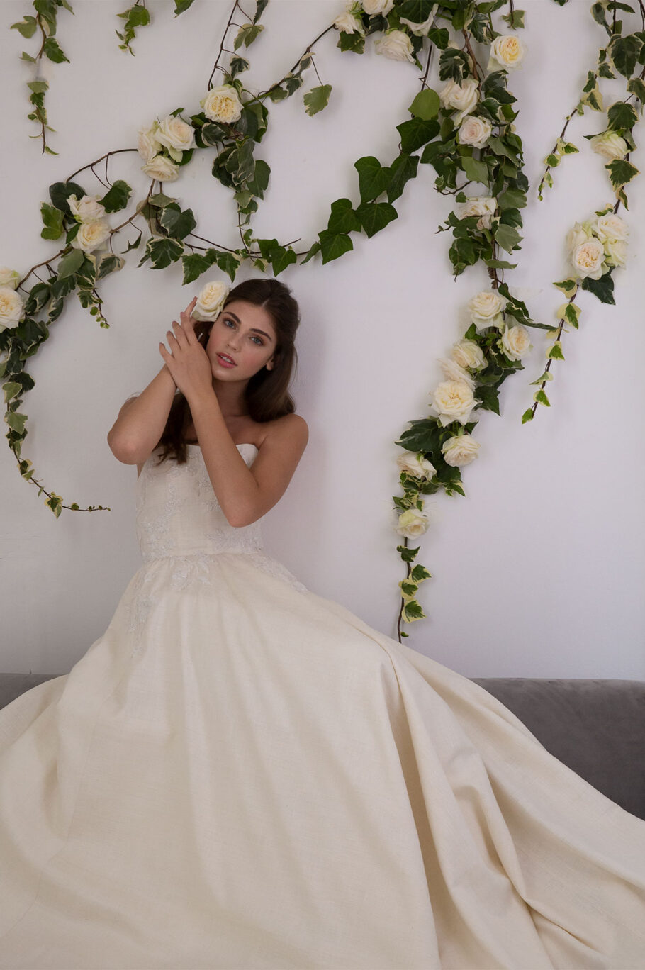 Morena Fanny Raimondo – SECRET GARDEN Bridal Collection 2021