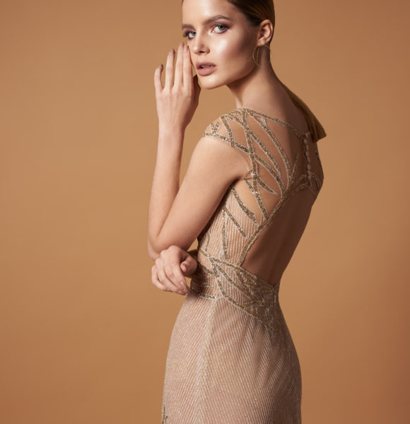 EVENING WEAR FROM THE MELODY COLLECTION – Cha Cha