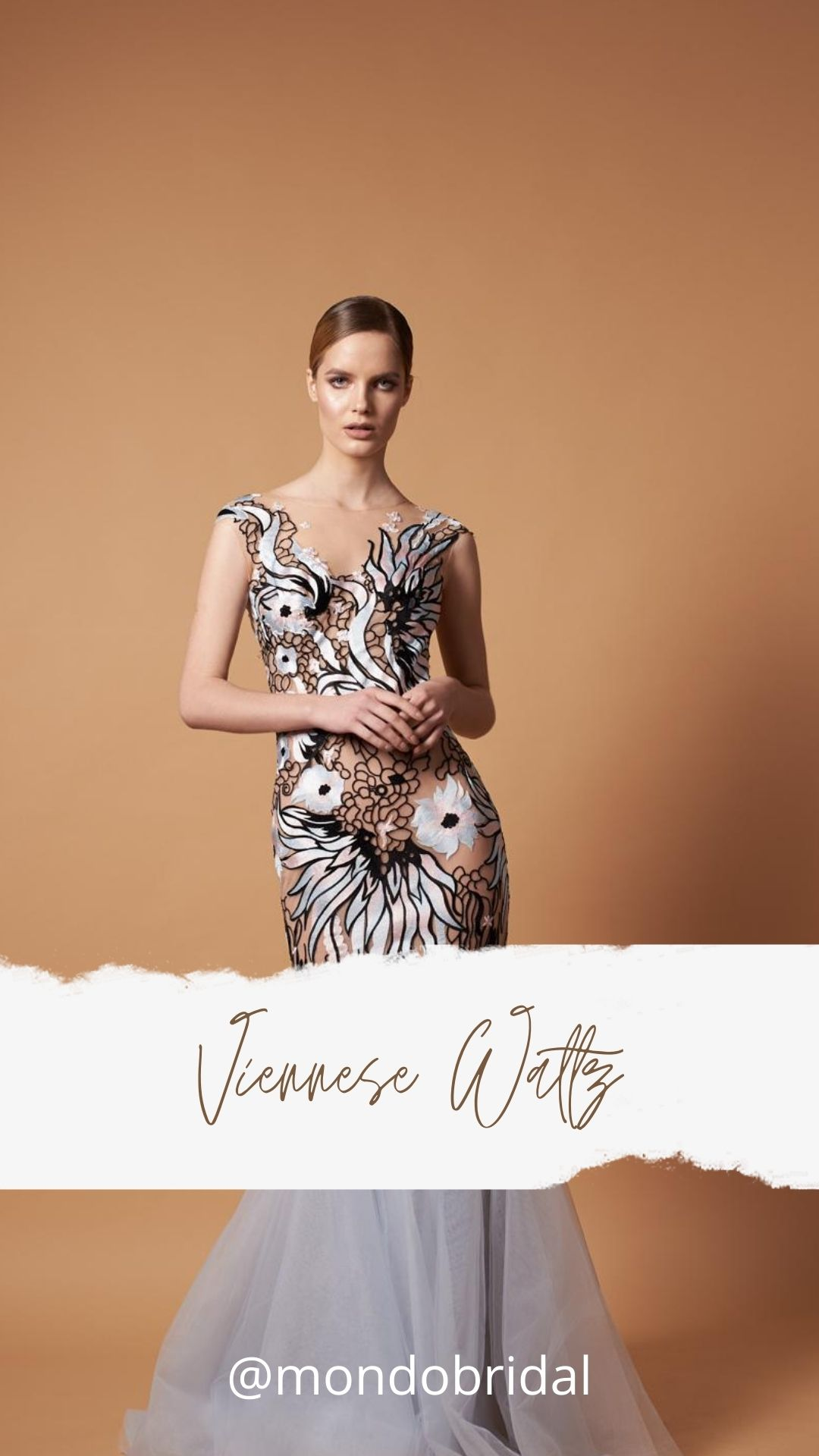 Evening Wear from the Melody Collection – Viennese Waltz